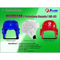 Jual Head Protector Taekwondo Imitasi HG-03