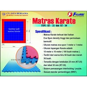 Matras Karate KT-25