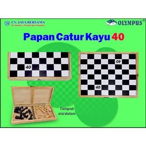 Jual Papan Catur Kayu 40 Harga Murah Semarang oleh CV. Jaya Bersama 5fb769d786