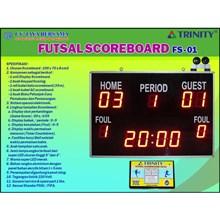 Scoreboard Futsal FS-01