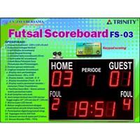 Scoreboard Futsal FS-03