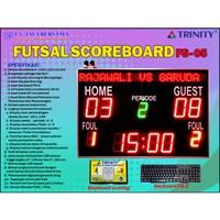 Scoreboard Futsal FS-05 1