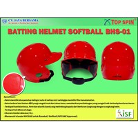 Jual Helm Batting Top Spin BHS-01