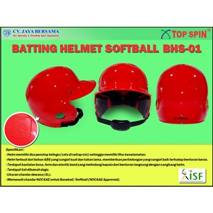 Helm Batting Top Spin BHS-01