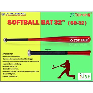 Bat Softball Top Spin SB-32