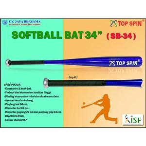 Bat Softball Top Spin SB-34