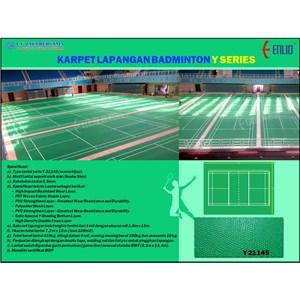Karpet Badminton Enlio Seri Y