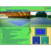 Karpet Tenis Lapangan Enlio 1