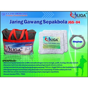 Jaring Gawang Sepak JGS 04