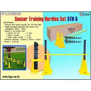 Soccer Training Hurdles STH-5