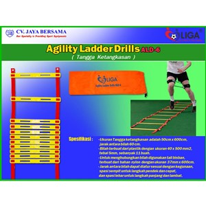 Speed Agility Ladder SAL-6M