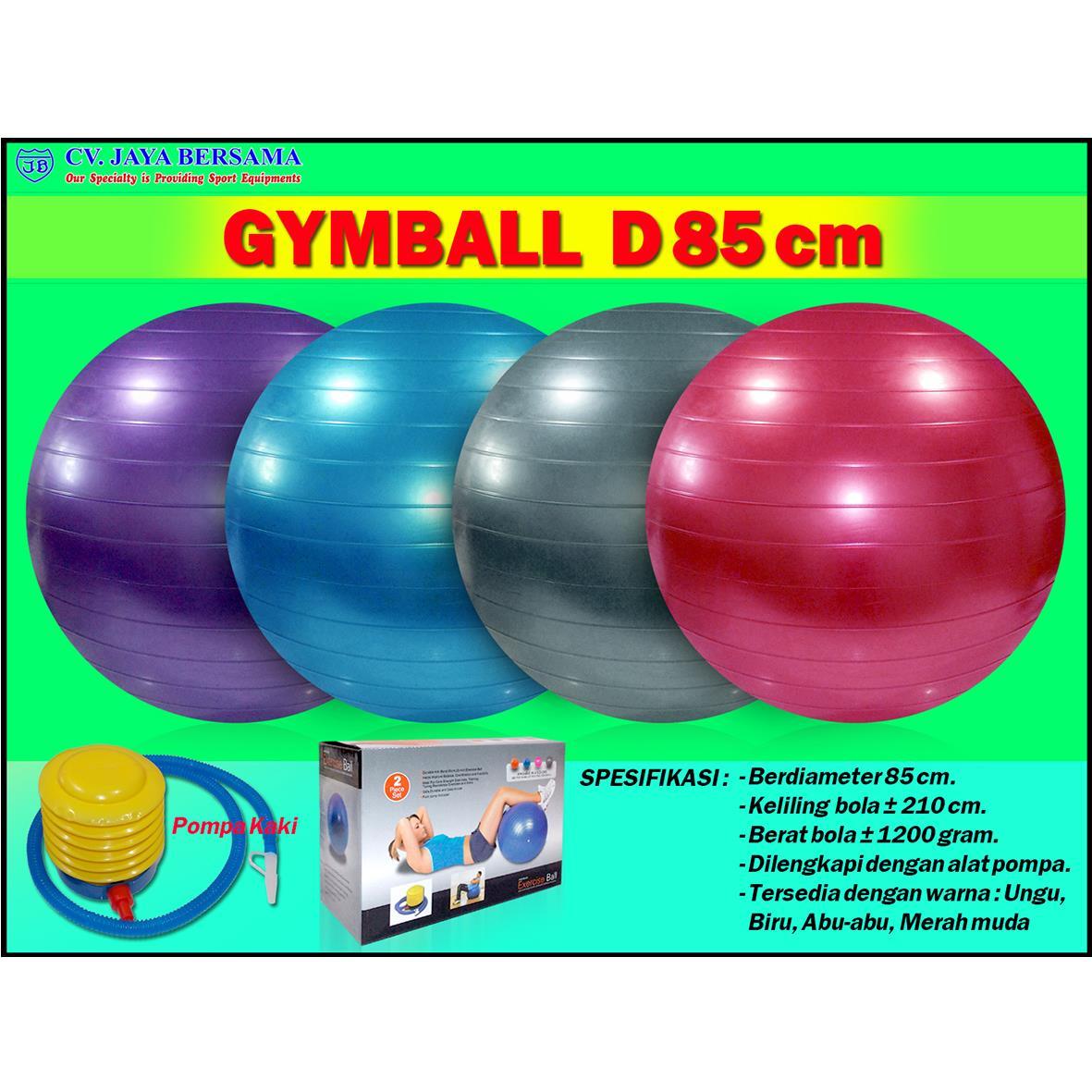 Sell Gymball Exercise D85 Cm From Indonesia By Cv Jaya Bersama Gym Ball Fitness Bola Olahraga Senam Yoga Kesehatan Bersamacheap Price