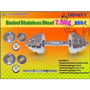 Barbel Stainless steel 7.5kg BSS-7