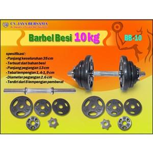 Barbel Besi 10kg BB10