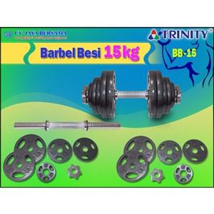 Barbel Besi 15kg BB-15