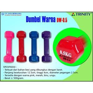 Dumbel Warna 0.5kg DW-05