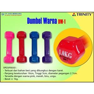 Dumbel Warna 1kg DW-1