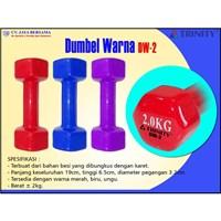 Dumbel Warna 2kg DW-2 1