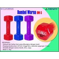 Dumbel Warna 3kg DW-3