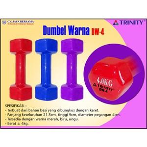 Dumbel Warna 4kg DW-4