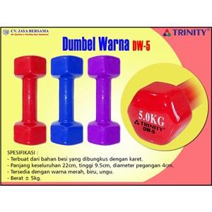Dumbel Warna 5kg DW-5