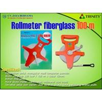Roll Meter Fiberglass 100 M 1