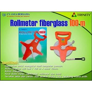 Roll Meter Fiberglass 100 M