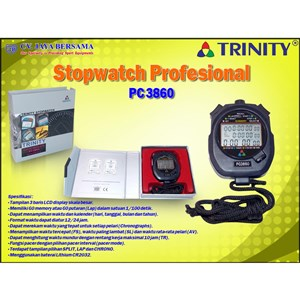 Stopwatch Profesional PC3860