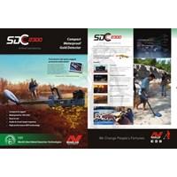 SDC2300 Detektor Emas