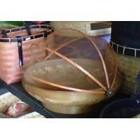 Jual Wadah Parcel Kerajinan Bambu