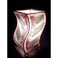Jual Lampu Hias Kulit Batik