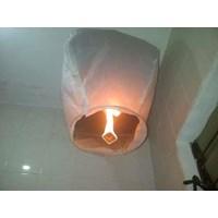 Lampion Terbang Jakarta Sky Lantern