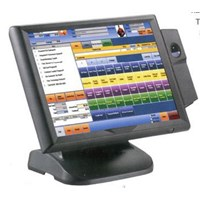 Jual Wpos Wearnes T 1550 All In One Touch Screen Pos Ready For Order Taker Set