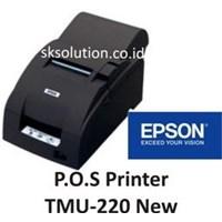 Printer POS Epson TMU220 Usb New Manual