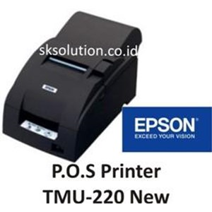 Sell POS Printer Epson TMU220 Usb New Manual from Indonesia by Toko Sk  Solution Indonesia,Cheap Price