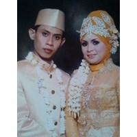 Jual rias pengantin muslim modifikasi