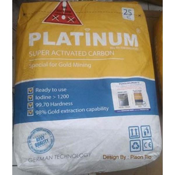 Activated carbon platinum