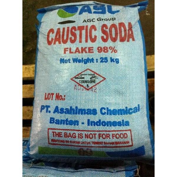 The soda fire-PT Core Nature chemistry-tambangemasindonesia