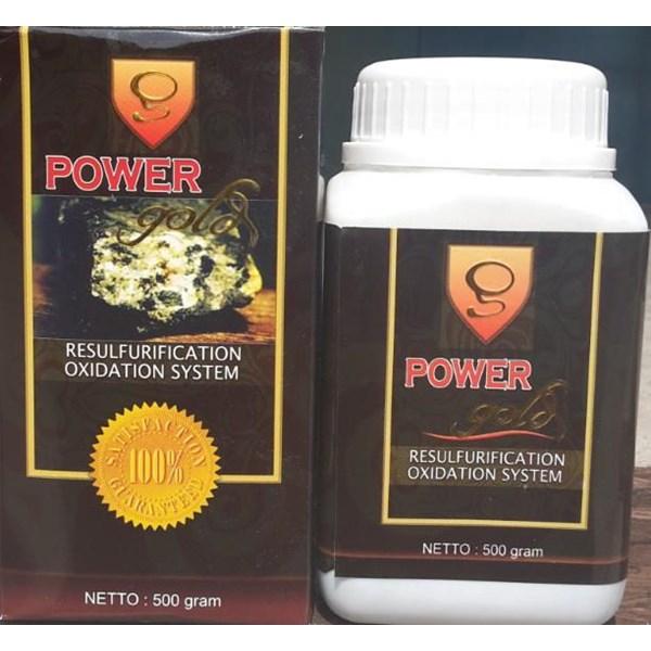 Power gold-PT Core Nature chemistry-tambangemasindonesia