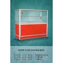 Show Case Jangkis Box