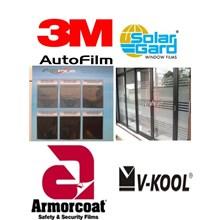 Stiker Kaca Solargard