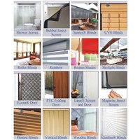 Jual DECORATION BLIND