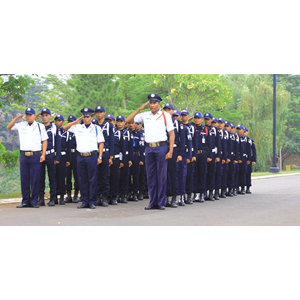 Pembinaan karyawan Security Guard By Maxxiss Davon Jaya