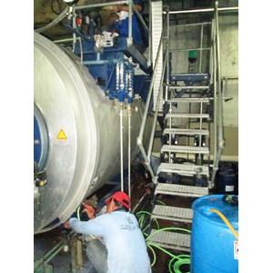 Cleaning & Penggantian Sprepart Boiler By PT  PENTA DAYA SARANA