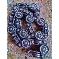 Jual Roller Chain Trolley Chain