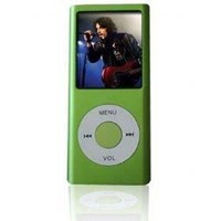 Jual MP PORTABLE DIGITAL AUDIO PLAYER GREEN