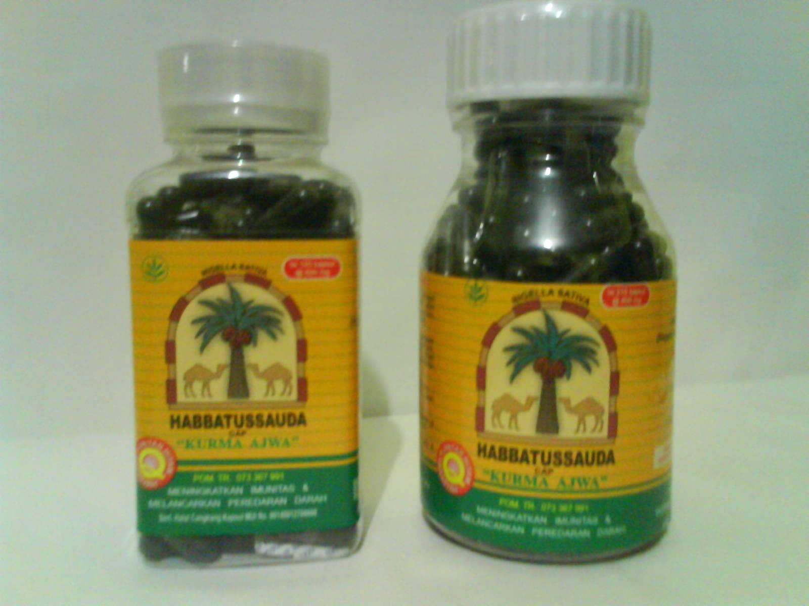 Sell Habbatussauda Cap Ajwa Dates From Indonesia By Toko