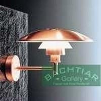 Lampu Dinding Tembaga - 03