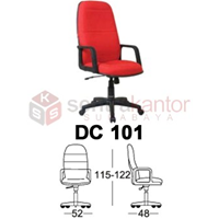 Jual Kursi Kantor Direktur & Manager Chairman DC 101