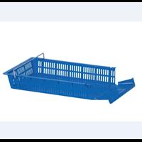 Keranjang Plastik / Nestable & Stackable Containers 4404